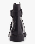 McQ Alexander McQueen Fate Buckle Ankle Boot 3
