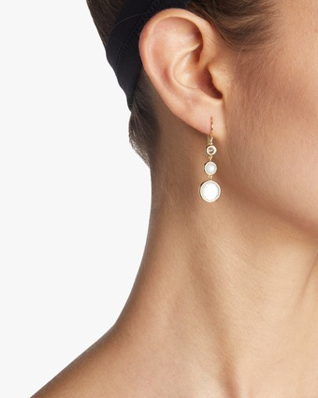 Lollipop Small Drop Earrings