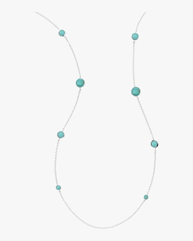 Rock Candy Spaced Station Necklace