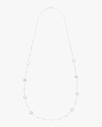 Ippolita Rock Candy Ball and Stone Station Necklace 2