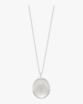 Rock Candy Pring Ring Pendant Necklace