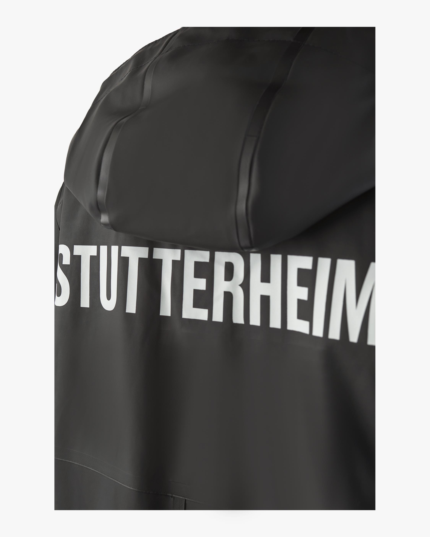 STOCKHOLM LONG PRINT LOGO Stutterheim