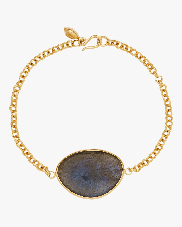 Pippa Small Single Stone Bracelet 0