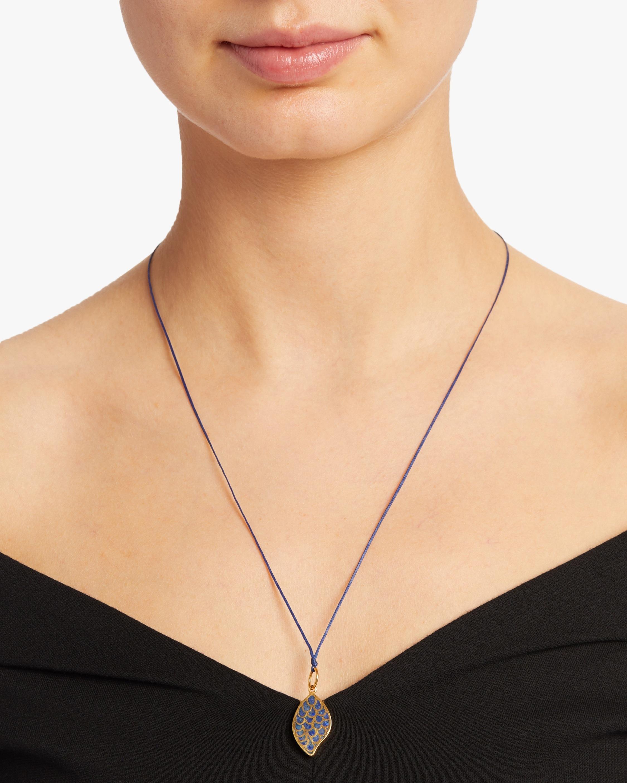 Mahee Pendant Cord Necklace