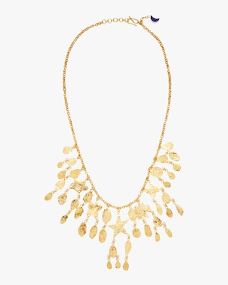 Pippa Small Sharq Long Necklace 1