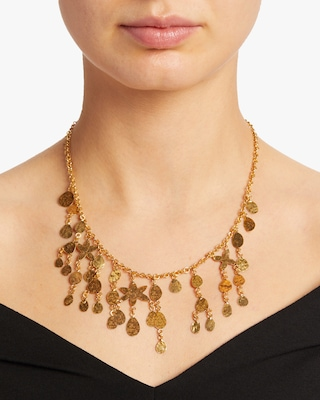 Pippa Small Sharq Long Necklace 2