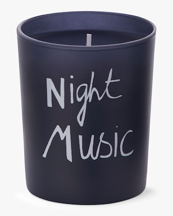 Night Music Candle
