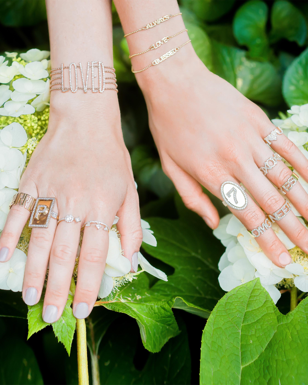 Eden Presley Mrs Diamond Bracelet 2