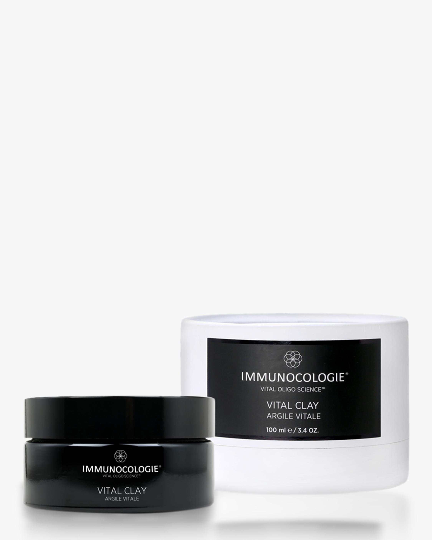 Immunocologie Vital Clay Mask 100ml 2