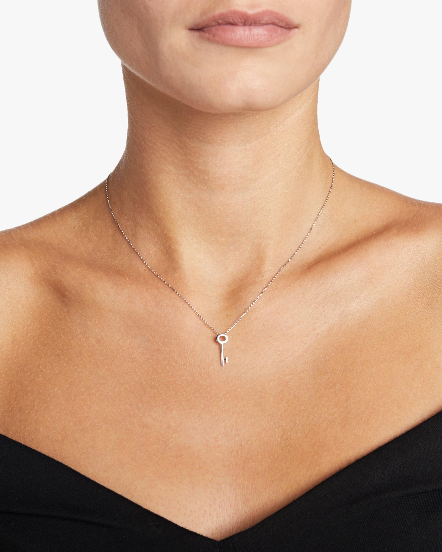 Roberto Coin Key Pendant Necklace 1