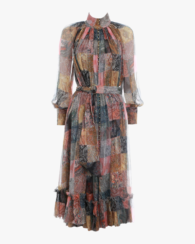 Ninety-Six Smock Dress