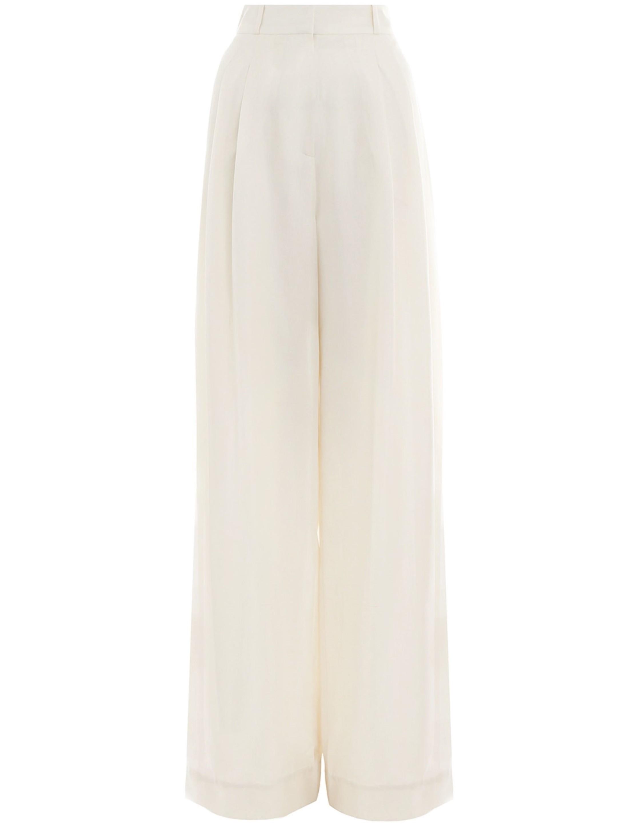 Moncur High Waist Wide Leg Pant
