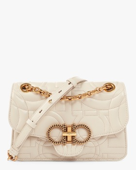 Gancini Quilted Bag