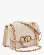 Salvatore Ferragamo Gancini Quilted Bag 1