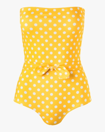 Porto Polka Dot One Piece Swimsuit