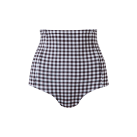 Tottori Gingham Swimsuit Bottom