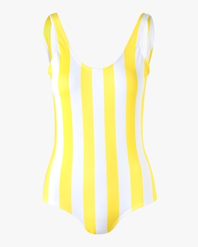 Trinidad Striped One Piece Swimsuit