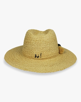 """Hi!"" Mini Moto Rancher Hat"