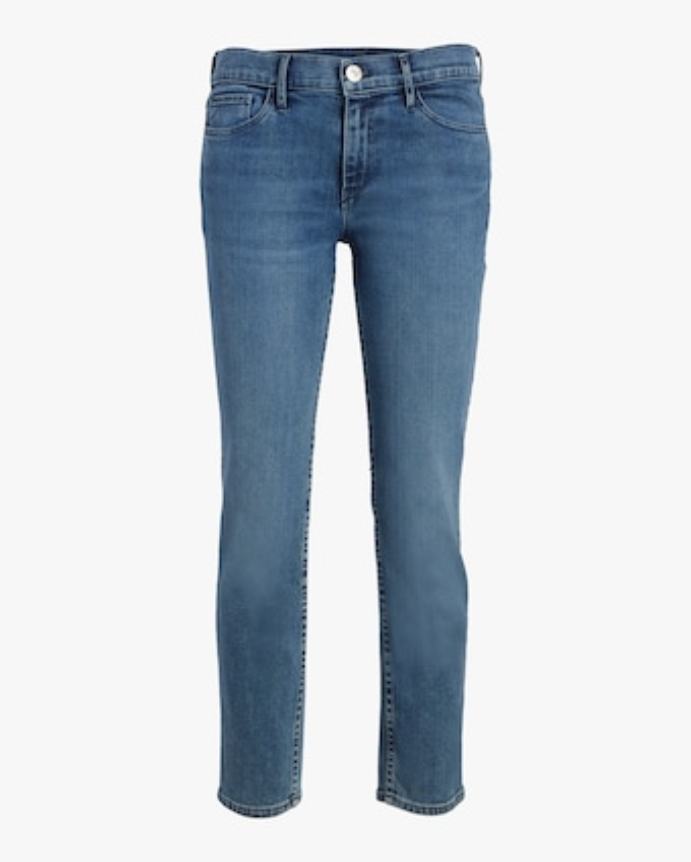W2 Straight Crop Jean