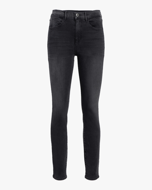 W3 High Rise Channel Seam Skinny Jean