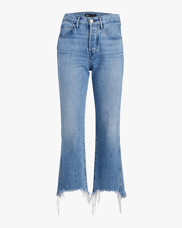 W4 Shelter Frayed Austin Crop Jean