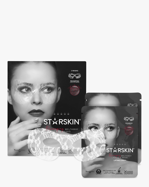 Starskin Revamping Meltaway Lace Eye Masks 0