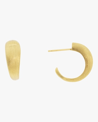Lucia Small Hoop Earrings