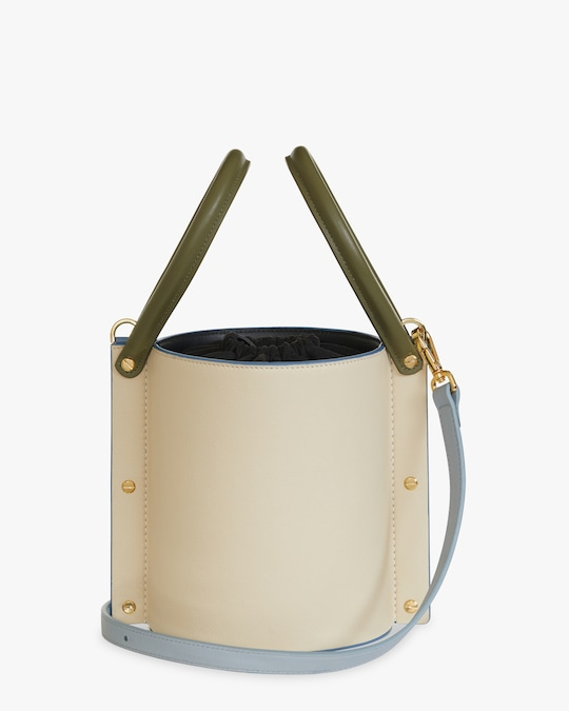 Yuzefi Cubo Bucket Bag 0