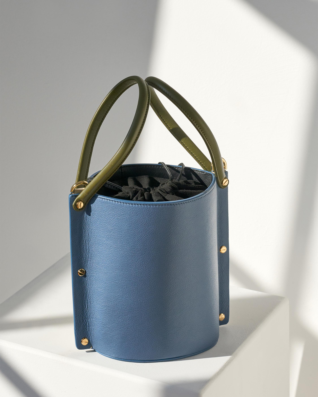 Yuzefi Cubo Bucket Bag 1