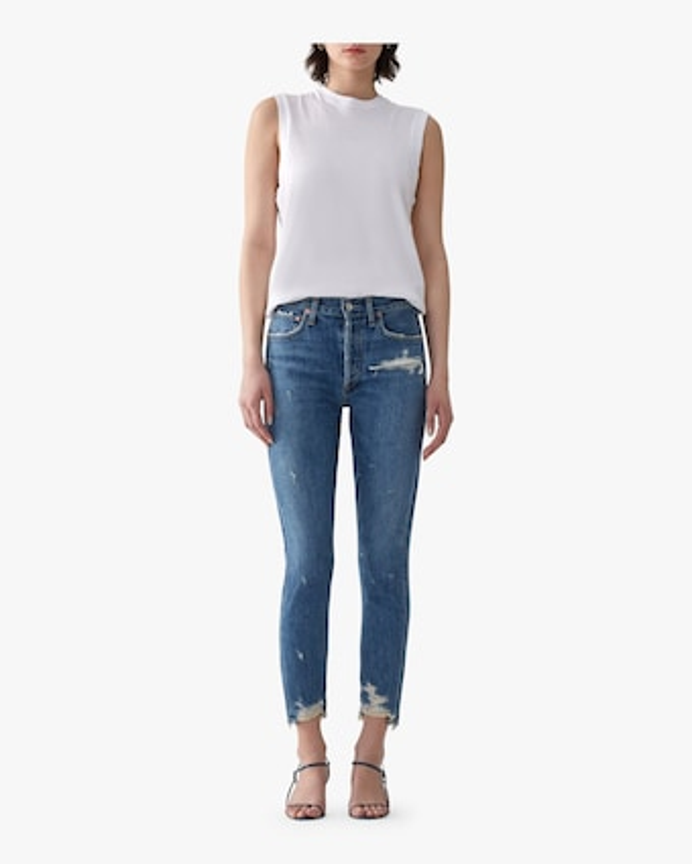 Jamie Hi-Rise Classic Jeans