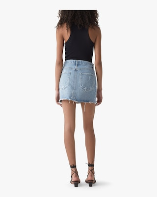 Quinn High-Rise Mini Skirt