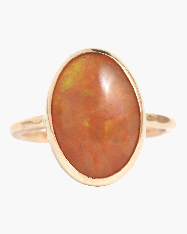 Smoked Opal Ring