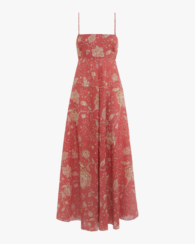 Veneto Strapless Long Dress