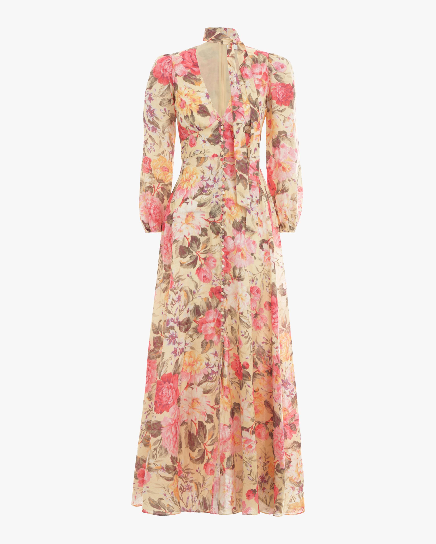 Honour Plunge Dress