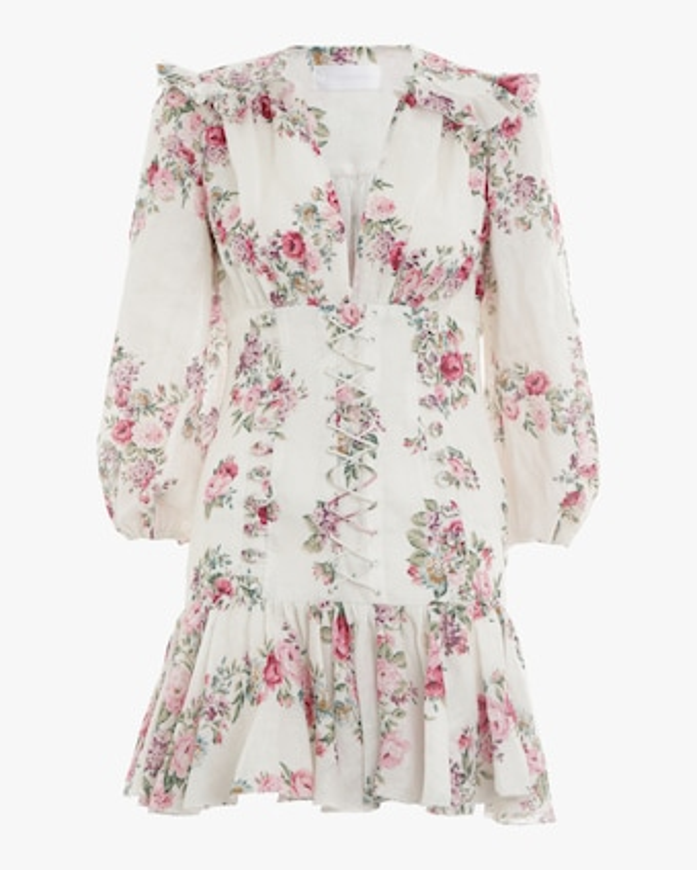 Honour Corset Short Dress