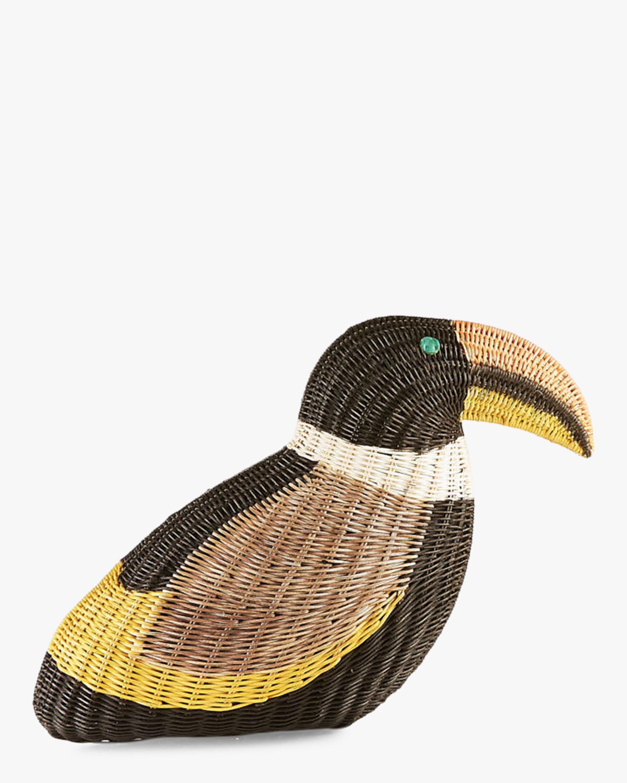 Toucan Clutch