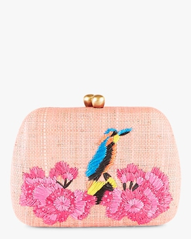 Lolita Bird Minaudiere Bag