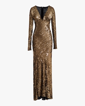 Ailish Sequin Gown