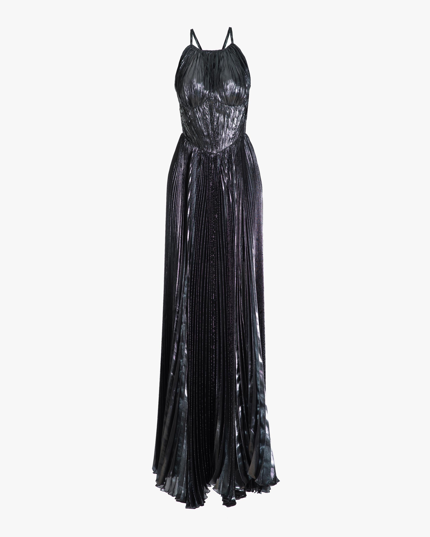 Maria Lucia Hohan Elina Chiffon Gown 1