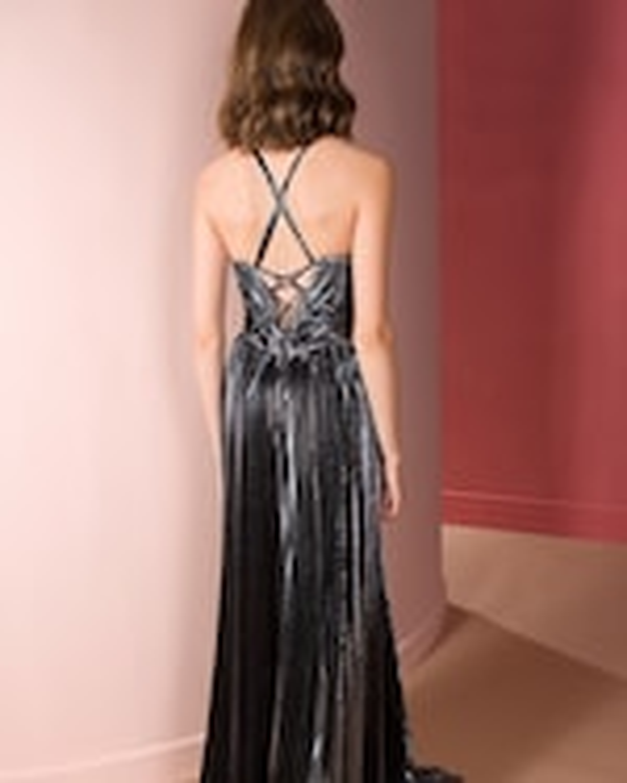 Maria Lucia Hohan Elina Chiffon Gown 2