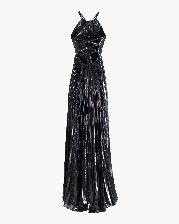 Maria Lucia Hohan Elina Chiffon Gown 3