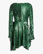 Maria Lucia Hohan Gallia Sequin Mini Dress 1