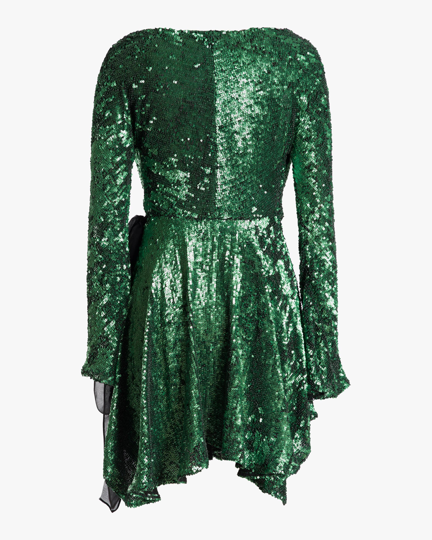 Maria Lucia Hohan Gallia Sequin Mini Dress 2