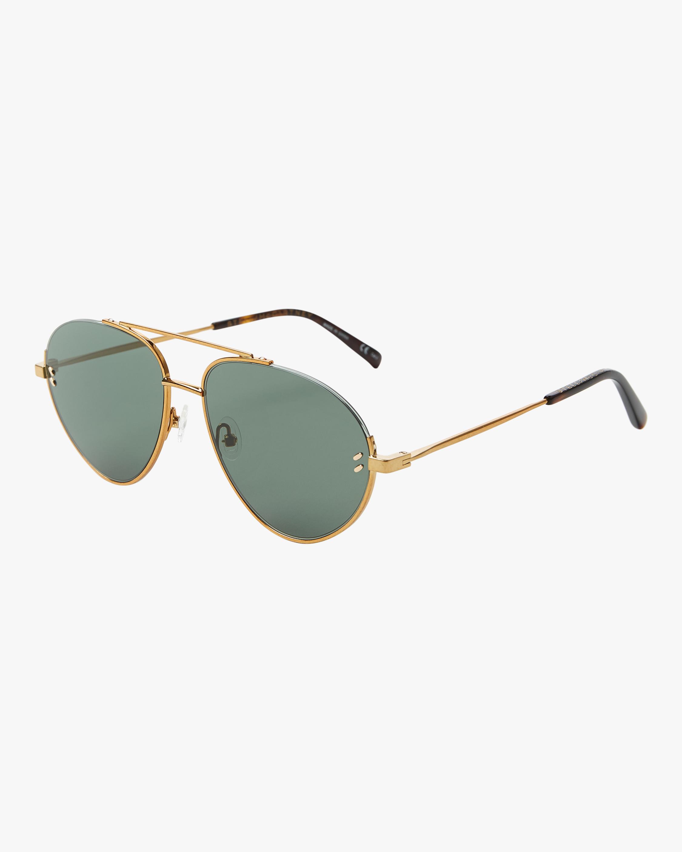 Stella McCartney Vintage Aviator Sunglasses 1