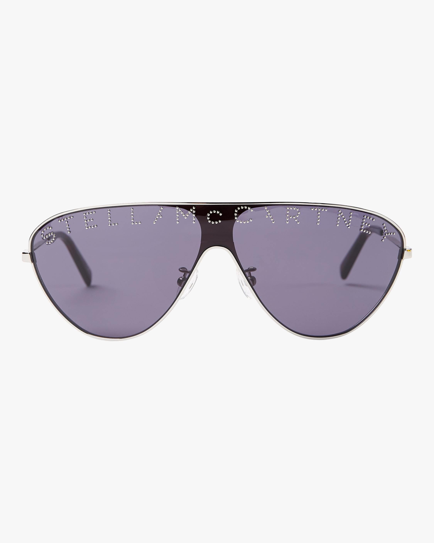 Dark Blue Mask Sunglasses