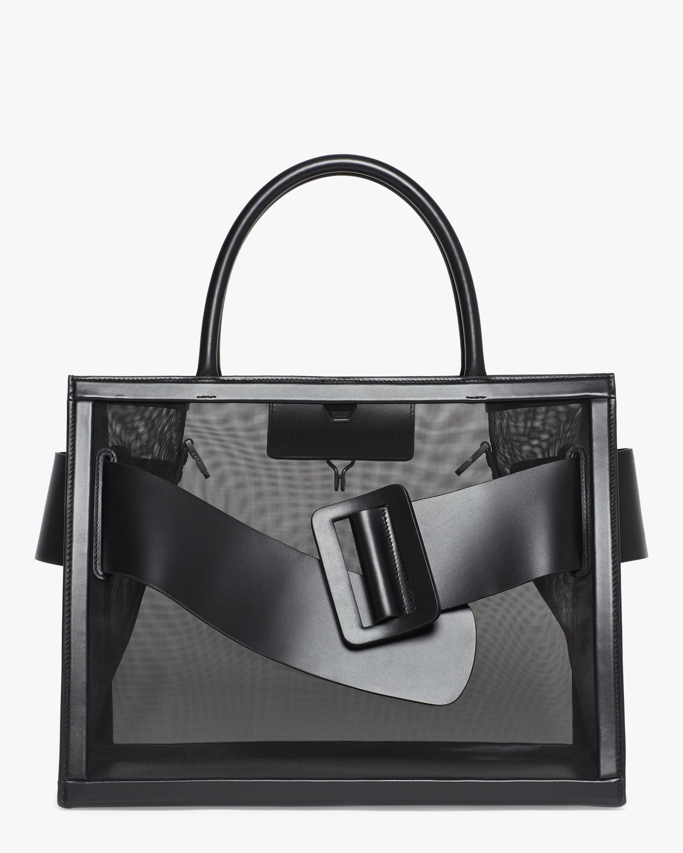 Bobby 38 Mesh Frame Handbag