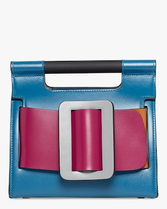 Romeo Color Block Handbag