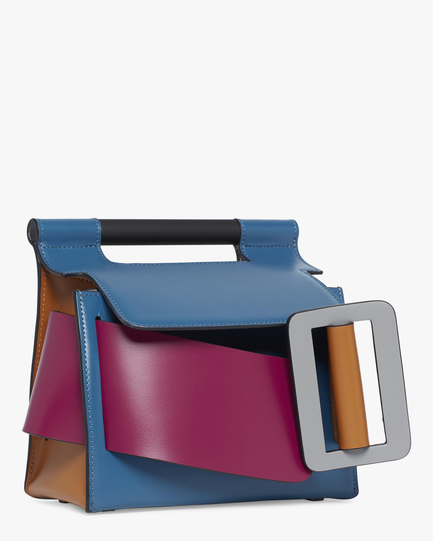 Romeo Color Block Handbag