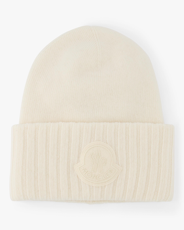 Berretto Tricot Logo Knit Cap