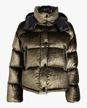 Caille Quilted Puffer Jacket